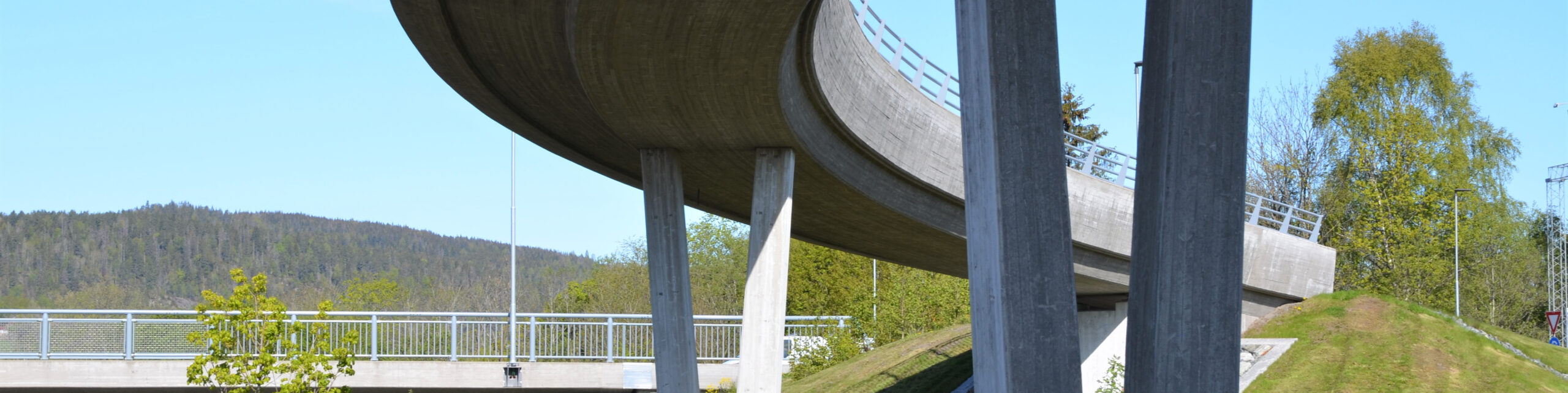 E16 Vøyenenga