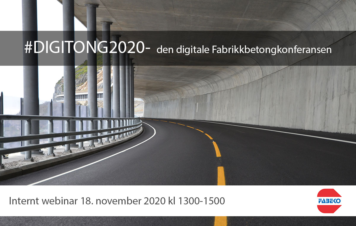 Fabrikkbetongkonferansen 18-11-2020