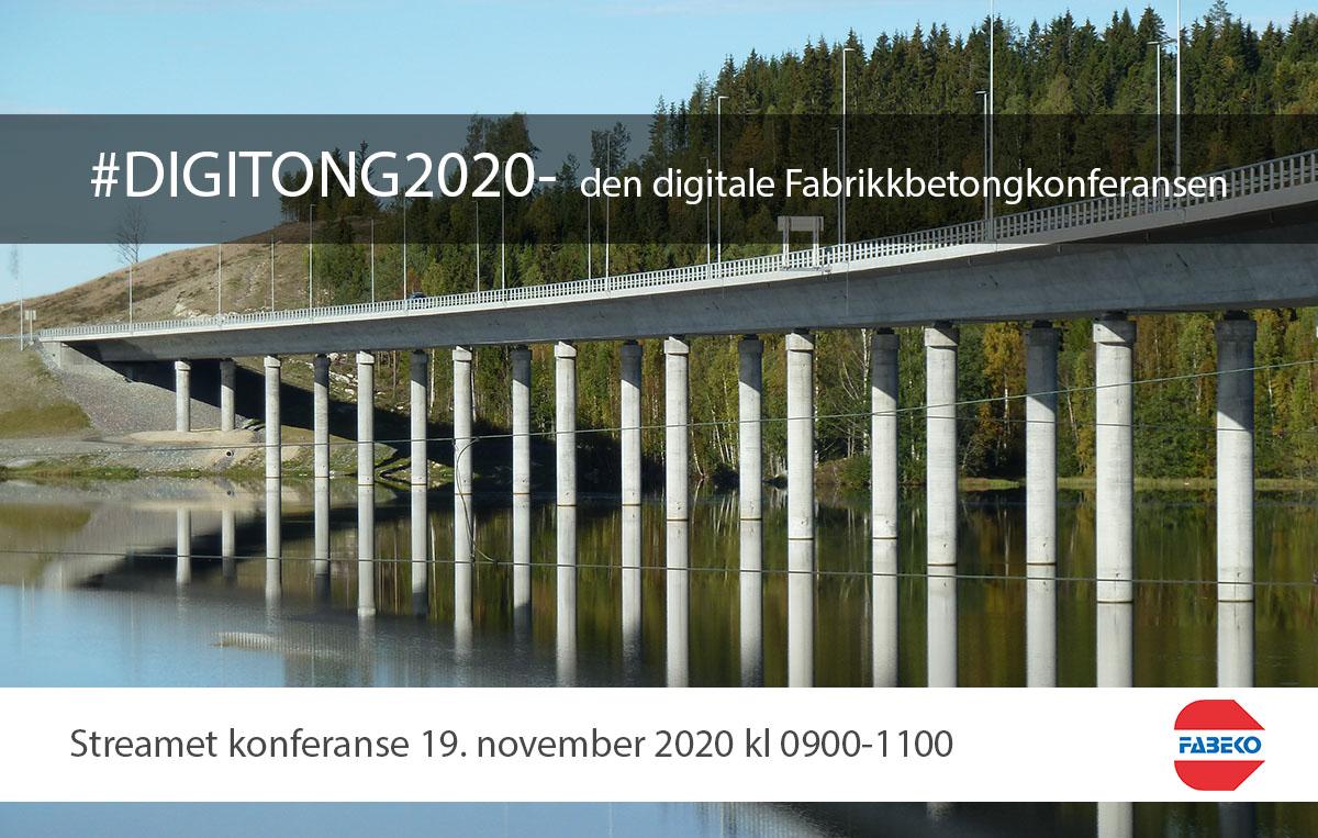 Fabrikkbetongkonferansen 2020