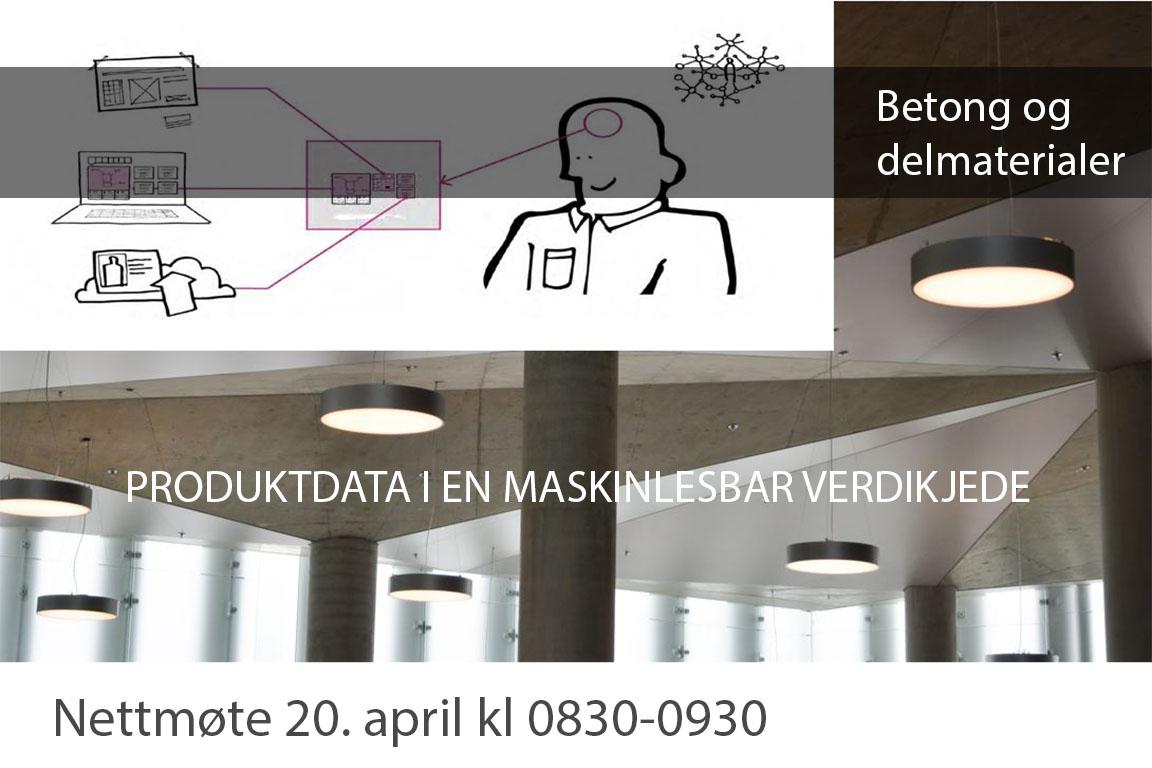 Frokostmøte om digitalisering i betong