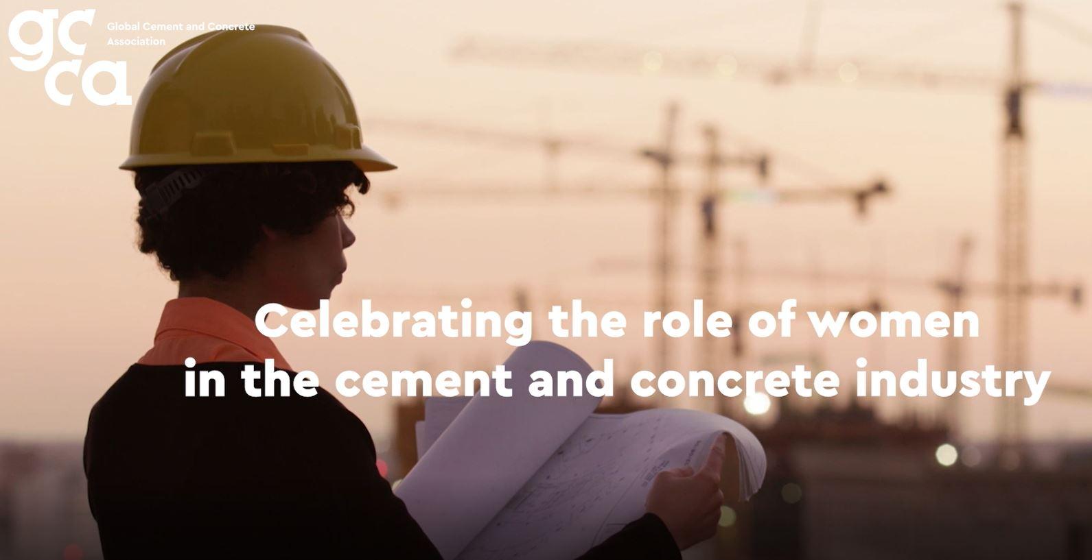 Kvinner i betongbransjen