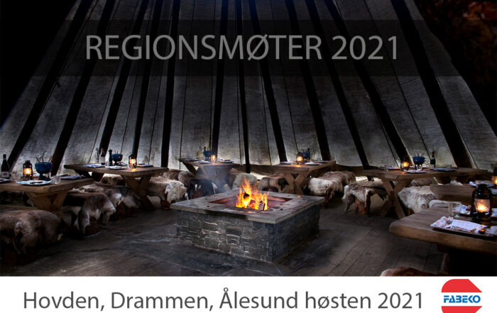 Regionsmøter 2021