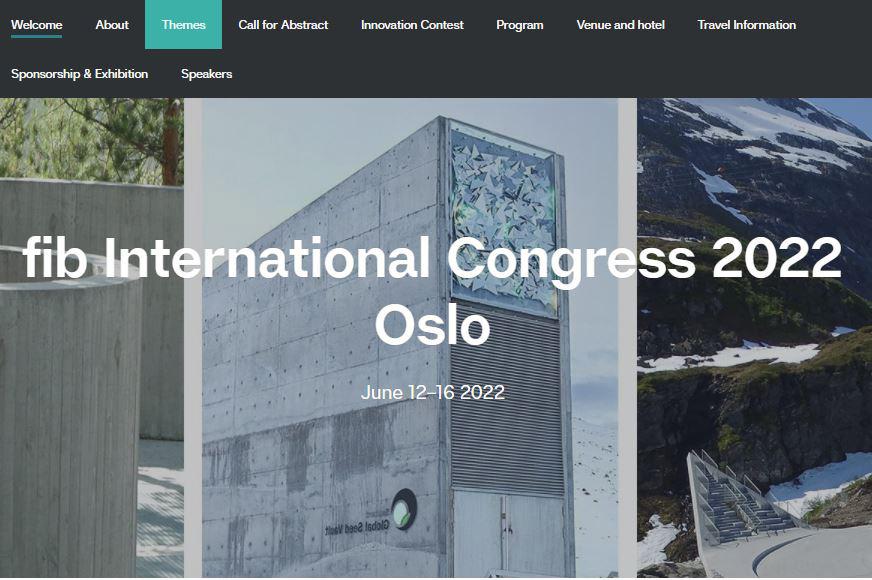 fib 2022 Oslo